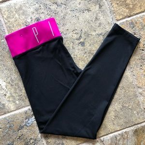 PINK Victoria Secret Neon Yoga Workout Leggings